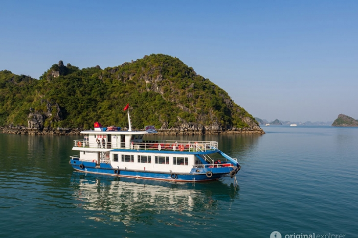 ESTELLA CRUISE – HA LONG BAY LUXURY DAY TOUR
